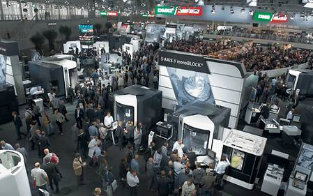 DMG / MORI SEIKI at the EMO 2011