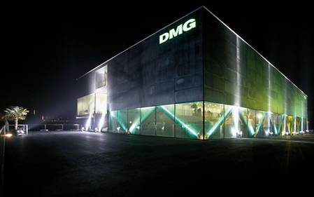 Grand opening of DMG Europe Holding GmbH