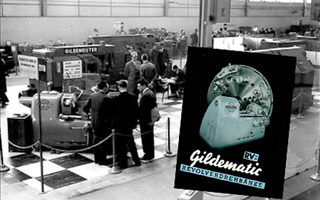 GILDEMEISTER at the Hanover industrial trade fair