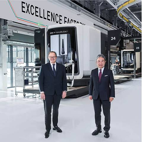 Strategic fit from DMG MORI more suitable than ever
